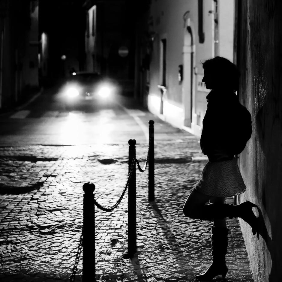 La ragazza della notte