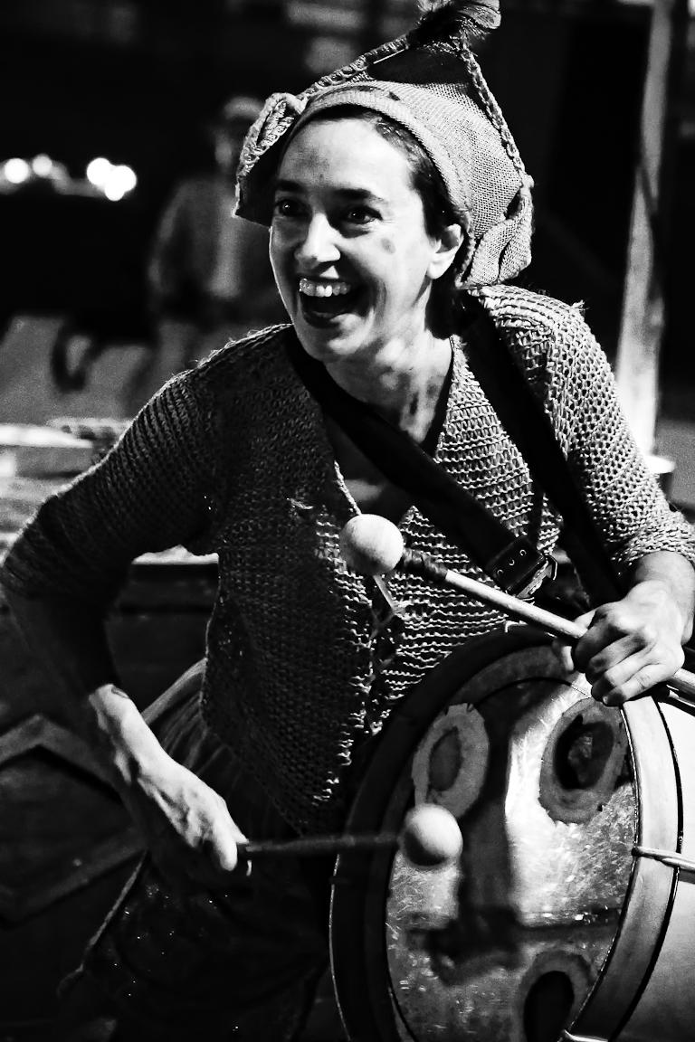 La tamburina