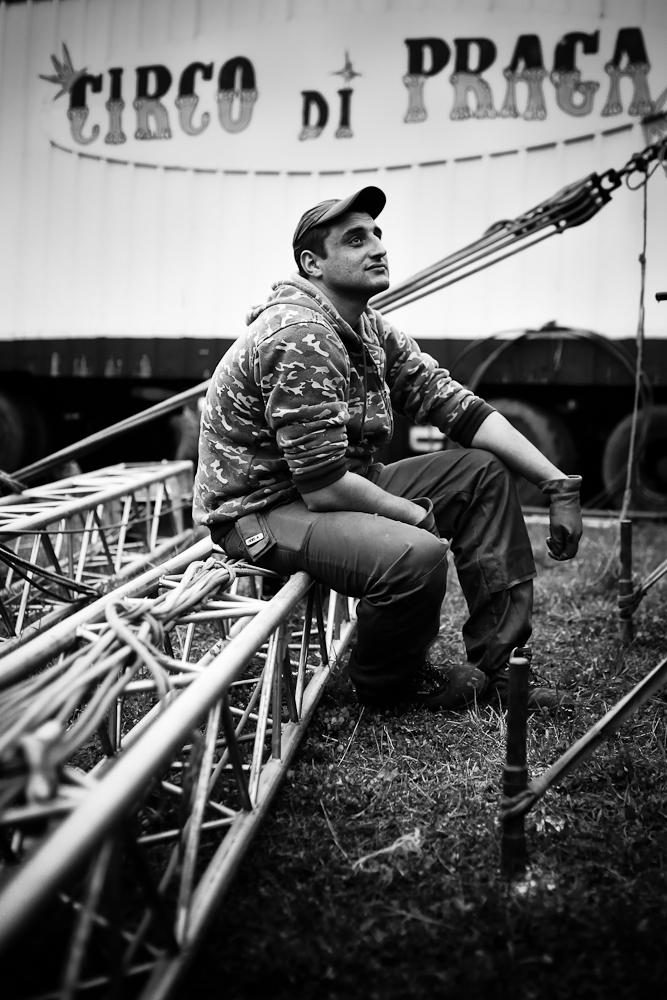 Lavoratore del circo