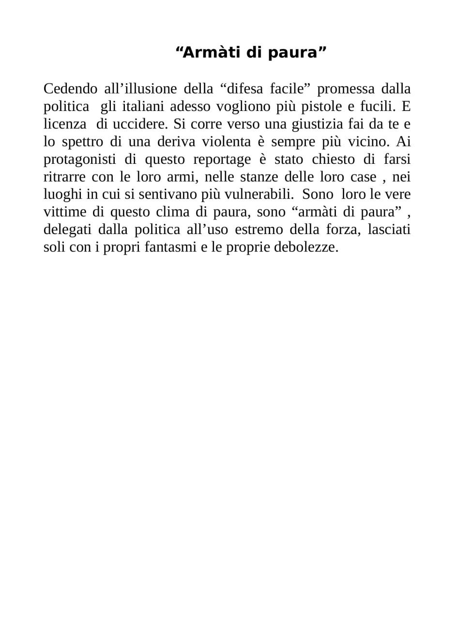 PRESENTAZIONE-Arm+áti di paura-1